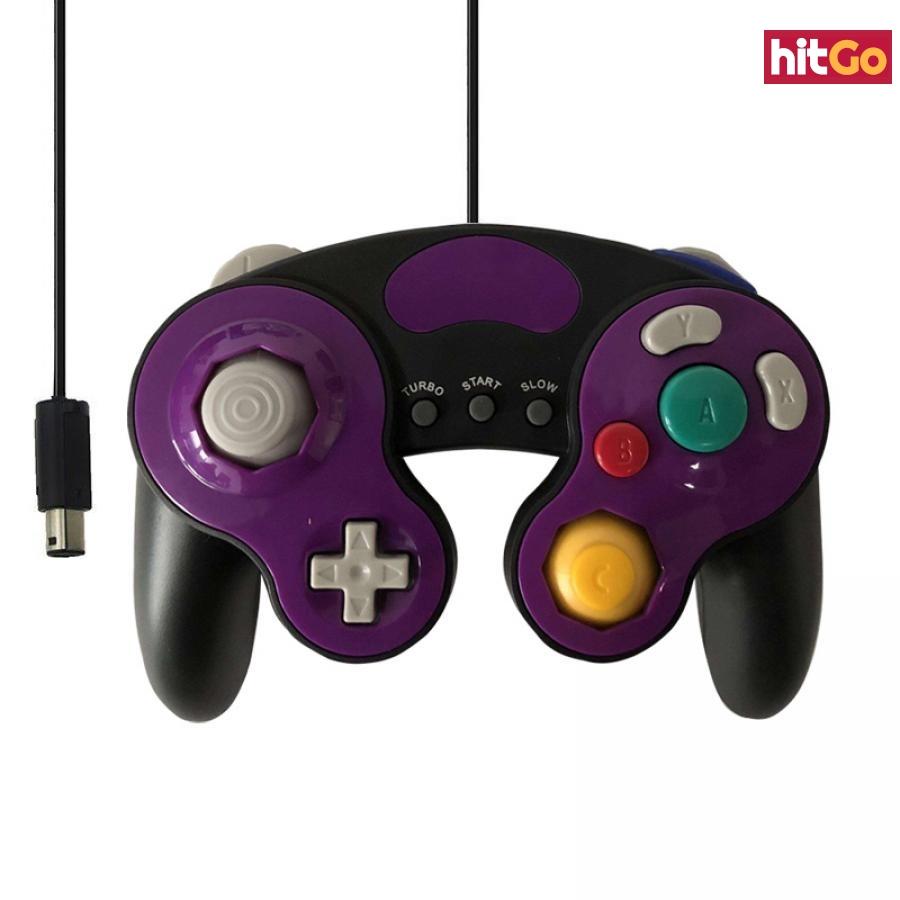 Herní ovladač pro Nintendo GameCube - 4 barvy Barva: fialová