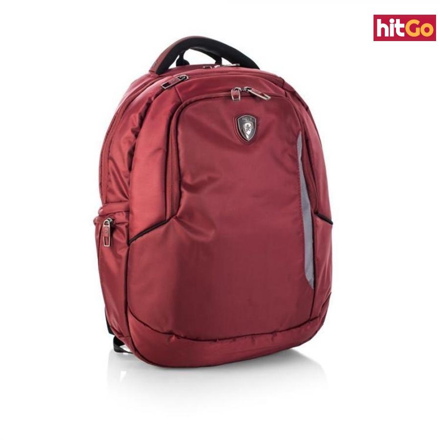 Heys Batoh na notebook TechPac 04 Burgundy 15,6 červená