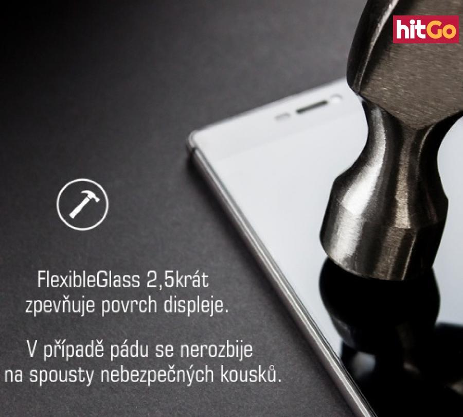 Hybridní sklo 3mk FlexibleGlass pro Alcatel 1 2019