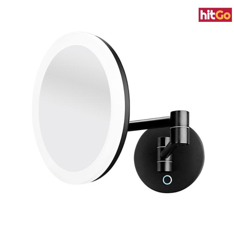 Kosmetické zrcátko Nimco černá ZK 20265-90 černá Černá