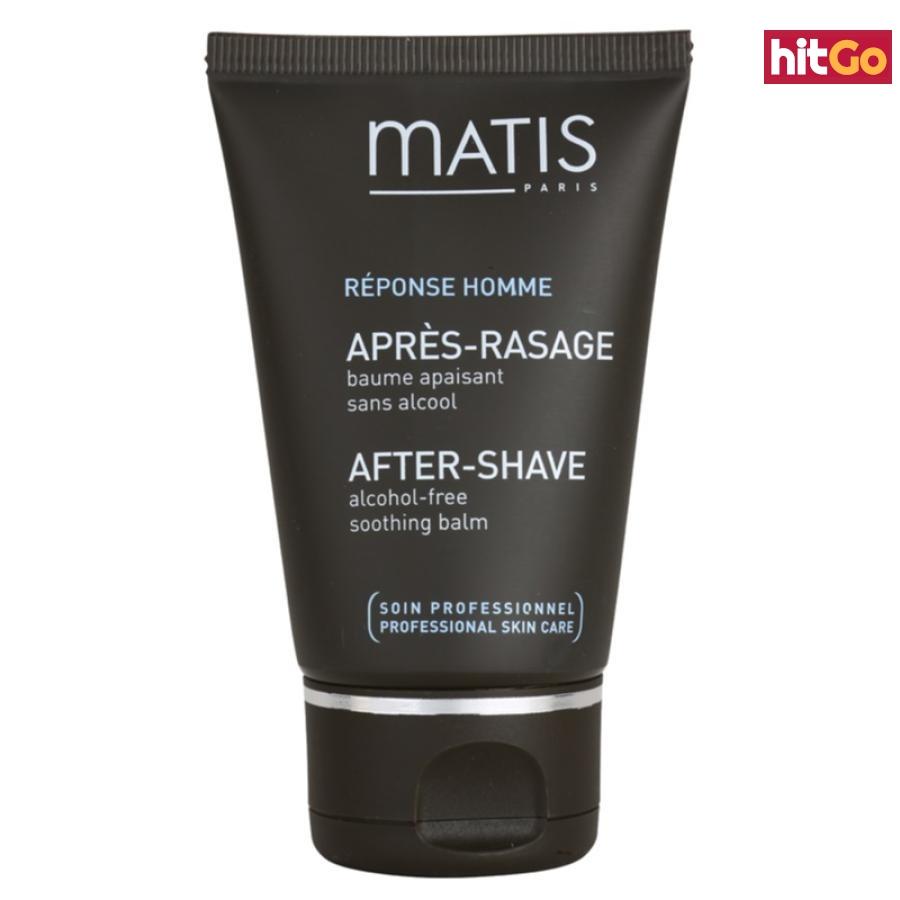 MATIS Paris Réponse Homme balzám po holení pro všechny typy pleti 50 ml pánské 50 ml