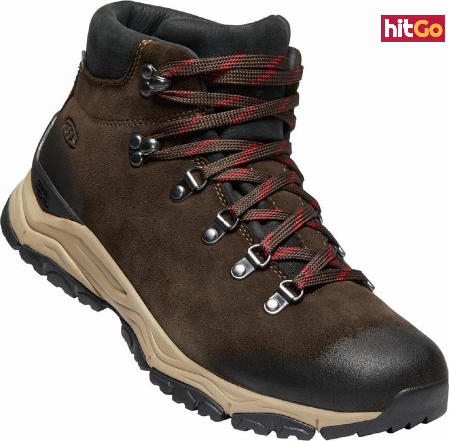 Mens shoes KEEN FELDBERG APX WP M pánské No color 47