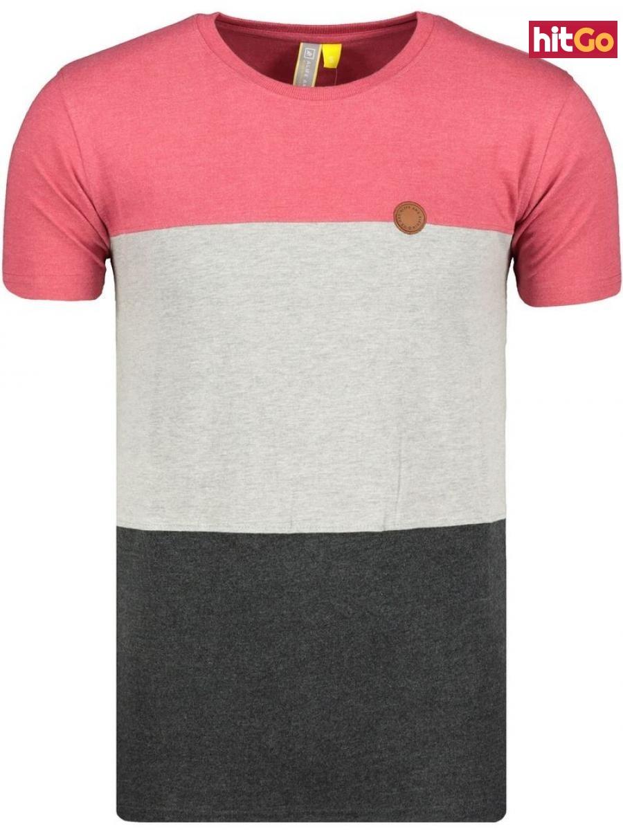 Mens t-shirt  Alife and Kickin Ben pánské Moonless XXL