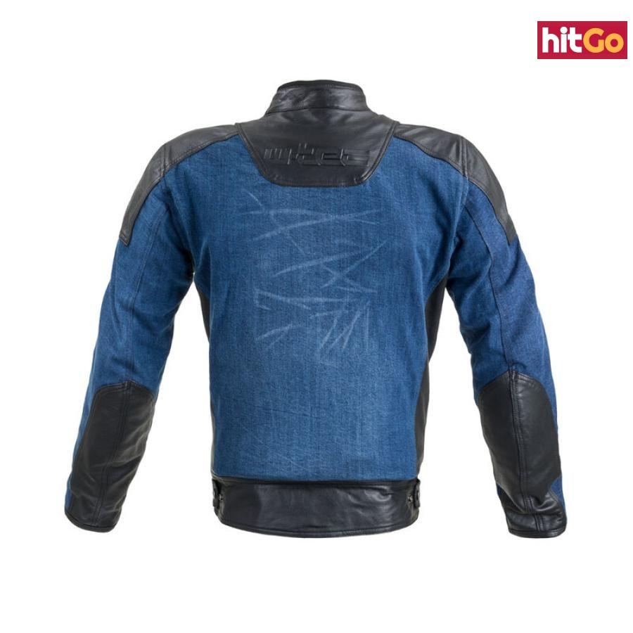 Moto Bunda W-Tec Kareko  Modrá  S S