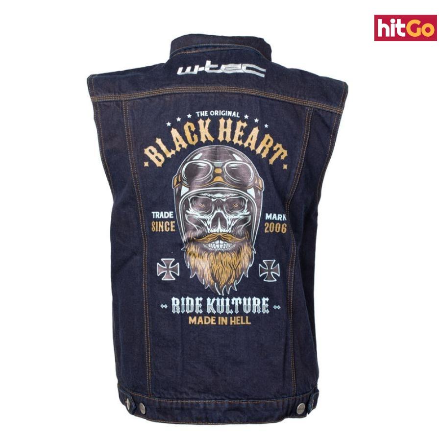 Moto Vesta W-Tec Black Heart Rideman  Modrá  3Xl 3XL