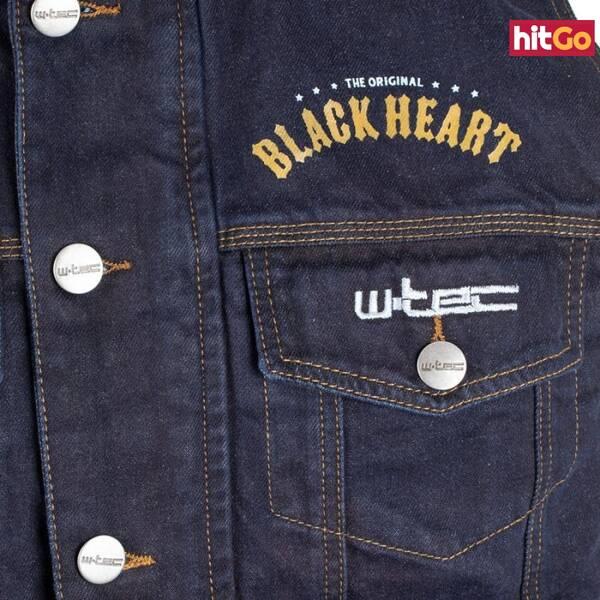 Moto Vesta W-Tec Black Heart Rideman  Modrá  Xxl XXL