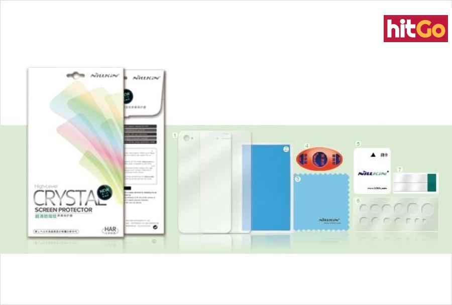 Nillkin Super Clear Ochranná Folie pro Lenovo S860
