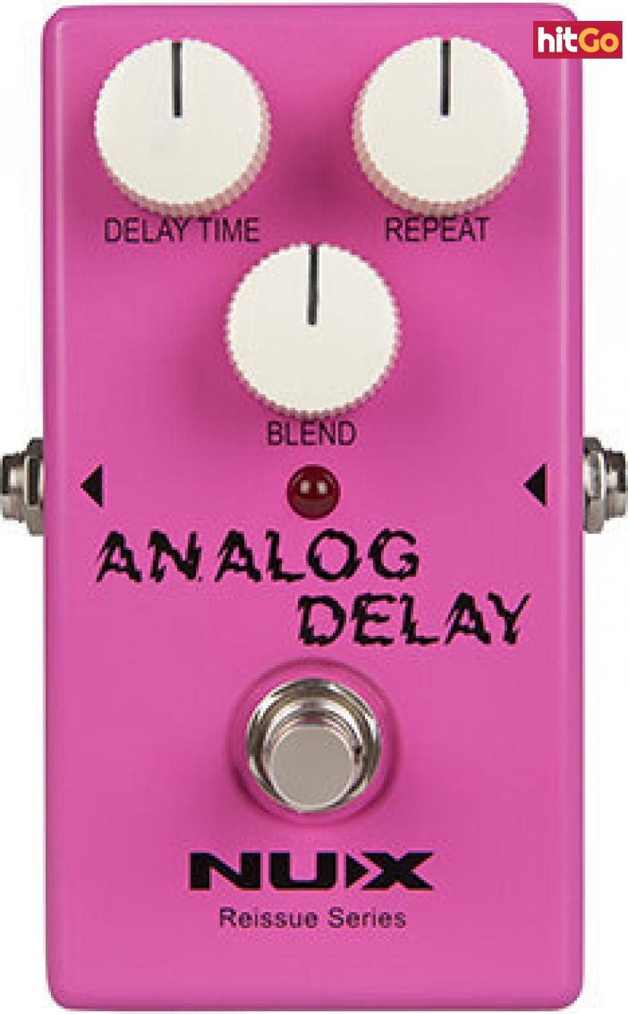 Nux Analog Delay Pink