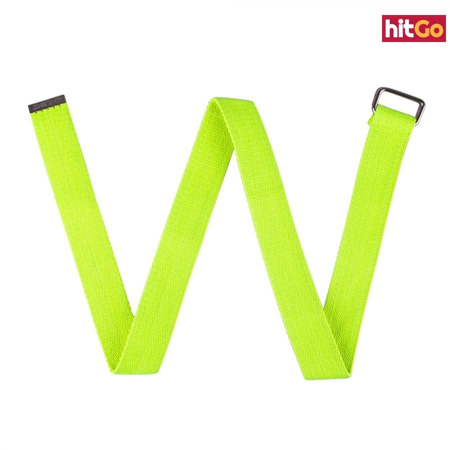 Opasek W-Tec Turvoo  140 Cm  Fluo Zelená