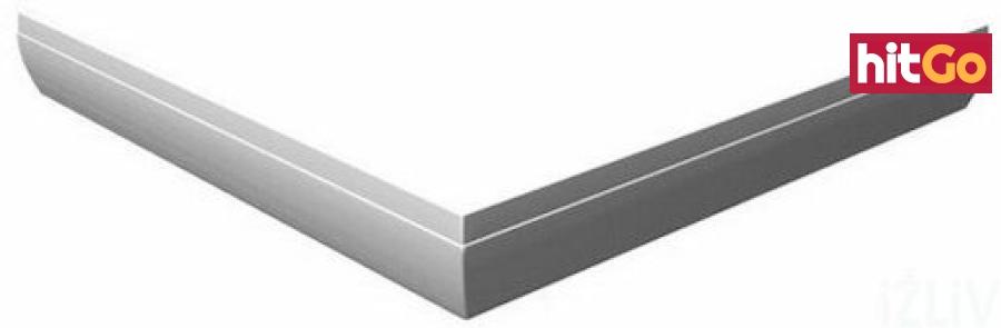 Panel k vaničce Ravak Perseus 90x90 cm akrylát A827001010 bílá bílá