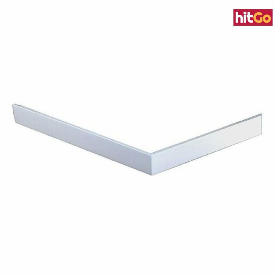 Panel k vaničce Ravak Perseus Pro 80x80 cm akrylát XA834001010 bílá bílá