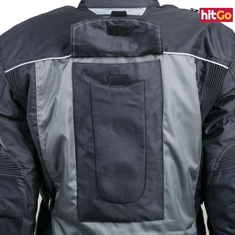 Pánská Moto Bunda S Rezervoárem Na Vodu W-Tec Tasgaid Nf-2219 černo L