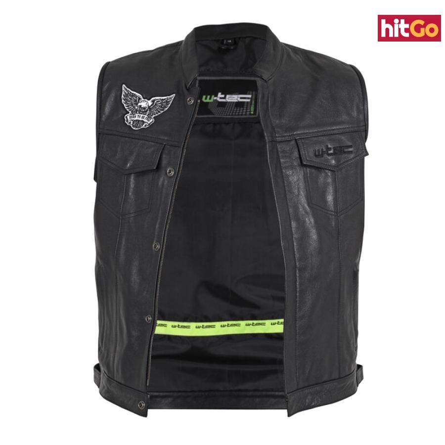 Pánská Moto Vesta W-Tec Midvora  Černá  5Xl 5XL