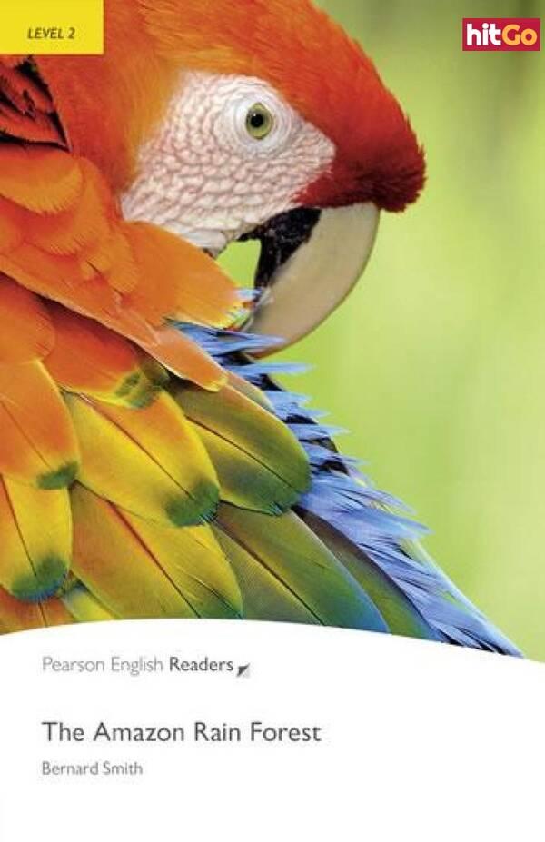 PER   Level 2: The Amazon Rainforest Bk/MP3 Pack - Smith Bernard