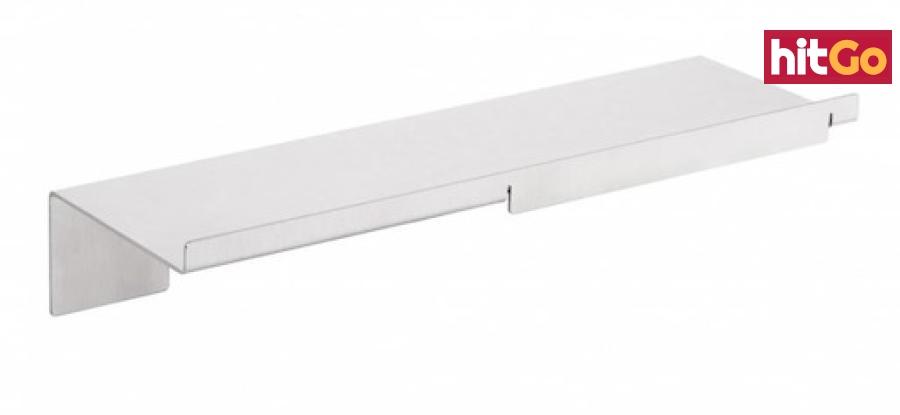 Polička Bemeta Niva šířka 30 cm broušená nerez 101102225