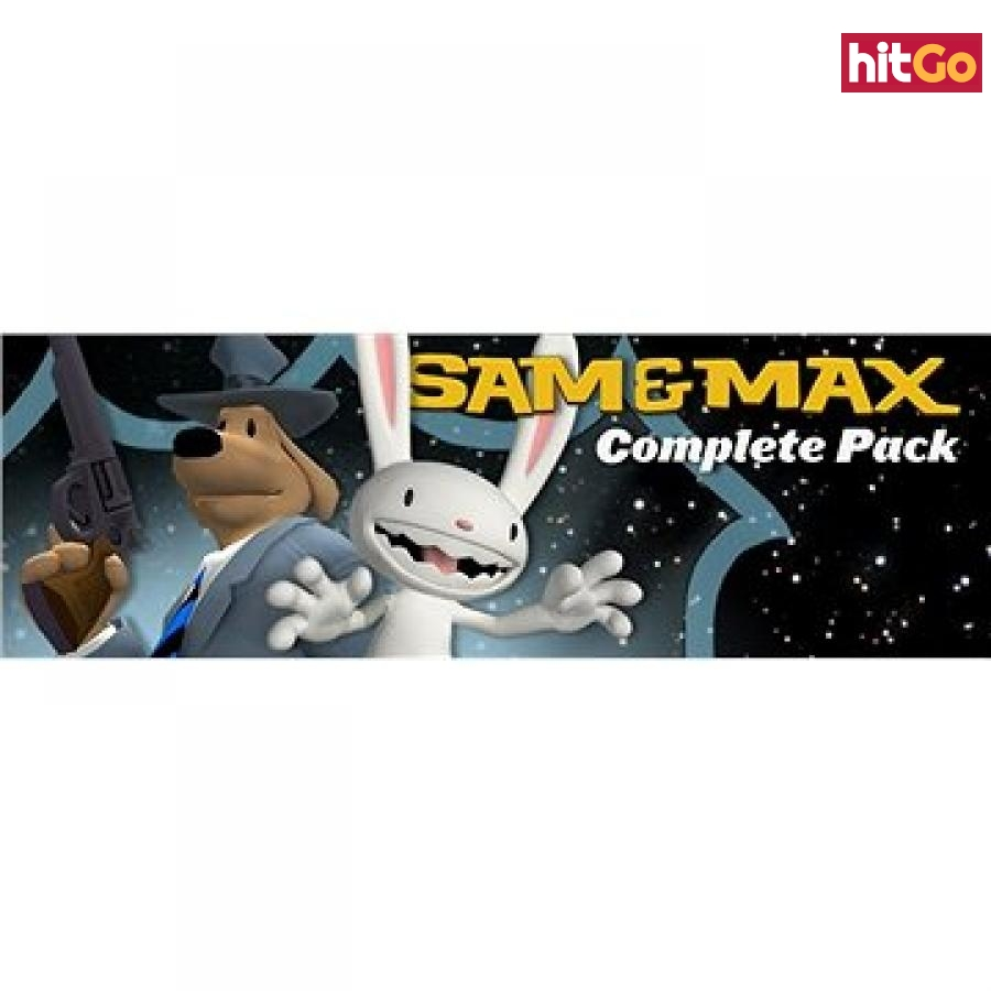 Sam and Max Complete Pack (PC) DIGITAL