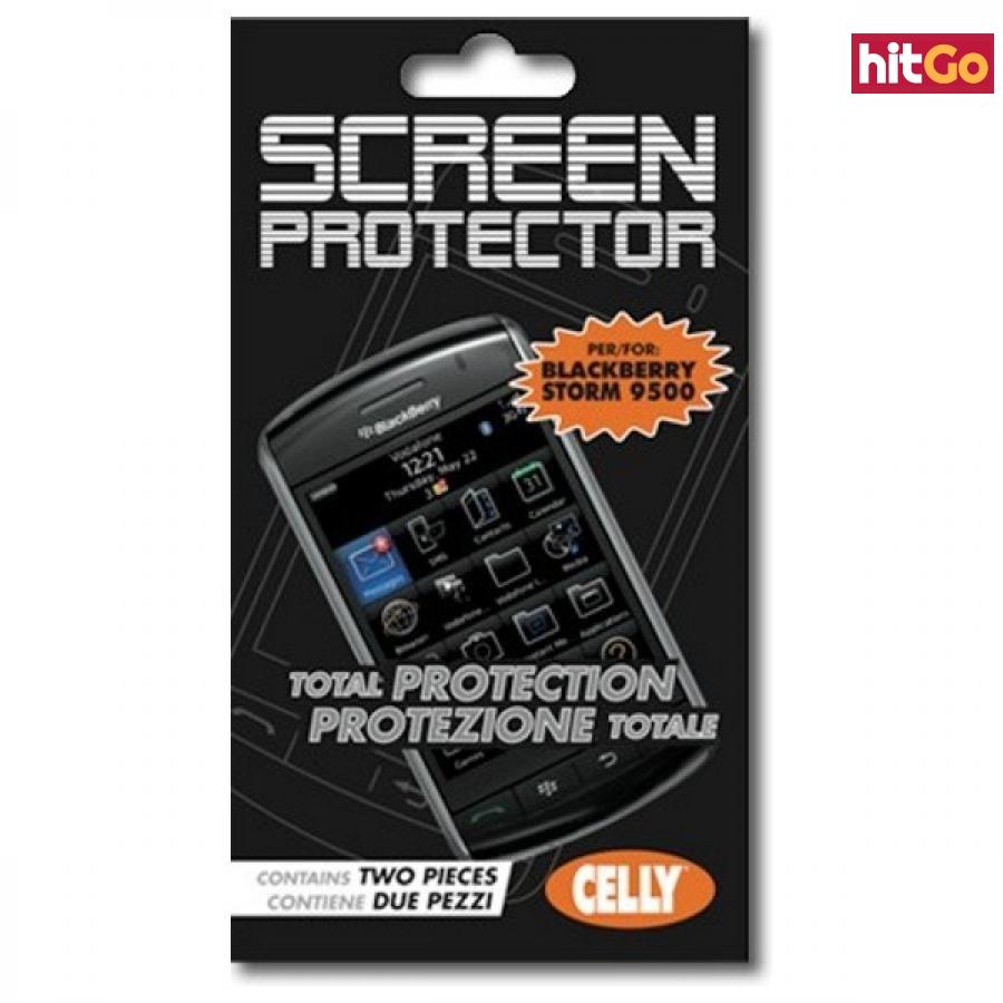 Screen protector CELLY ochranná folie pro displej BlackBerry Storm 9500, Bal. 2 ks