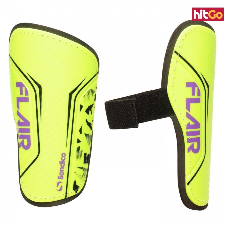 Sondico Flair Slip Shinguards Other Youths (S)