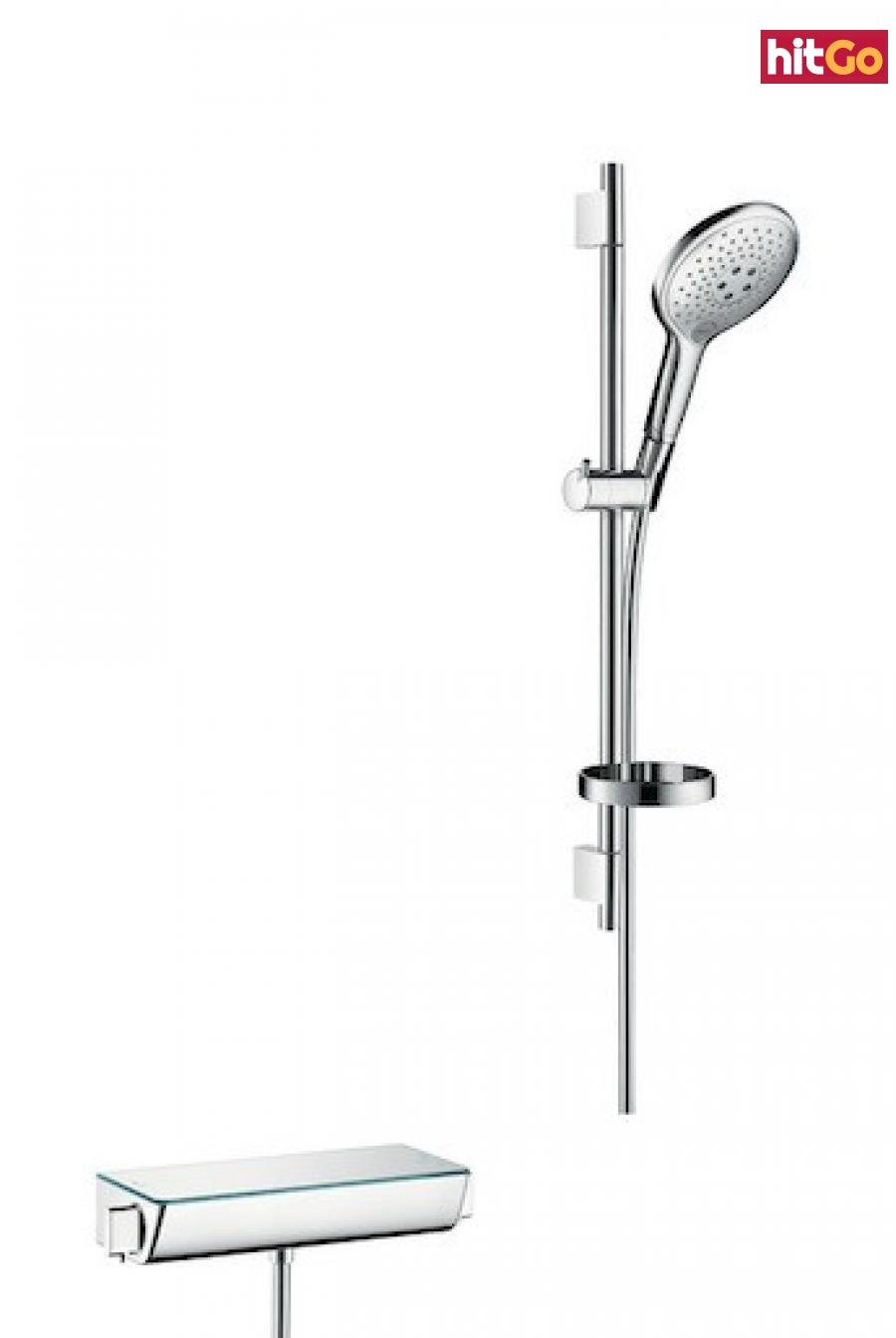 Sprchová baterie Hansgrohe Raindance Select S se sprchovým setem chrom 27036000 chrom chrom