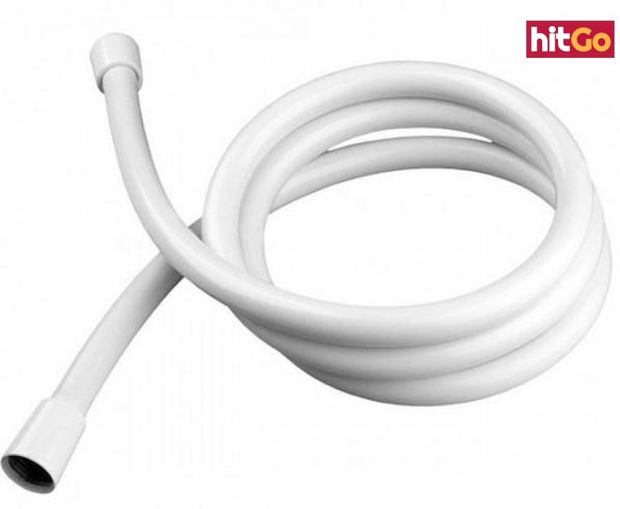 Sprchová hadice Hansgrohe Isiflex se zámkem proti přetočení bílá 28272450 bílá bílá