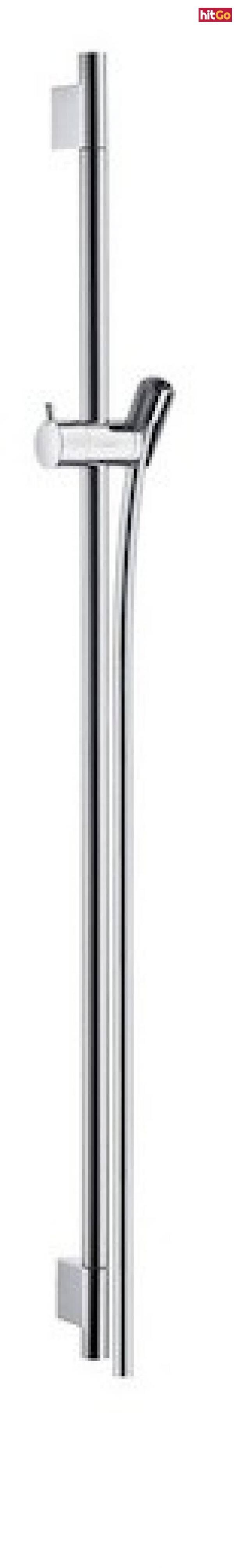 Sprchová tyč Hansgrohe Unica S Puro se sprchovou hadicí chrom 28631000 chrom chrom