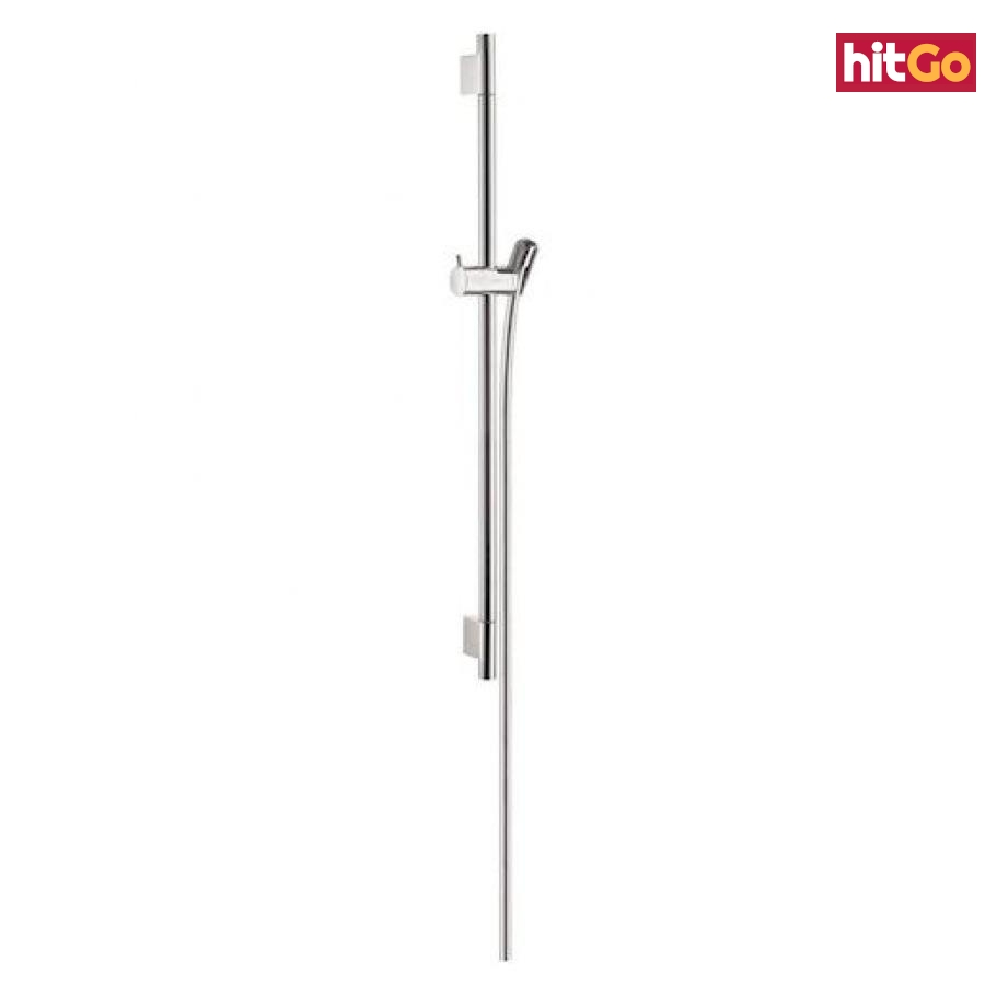 Sprchová tyč Hansgrohe Unica S Puro se sprchovou hadicí chrom 28632000 chrom chrom