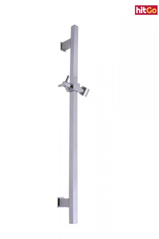 Sprchová tyč RAV SLEZÁK s držákem sprchy chrom MD0111 chrom chrom