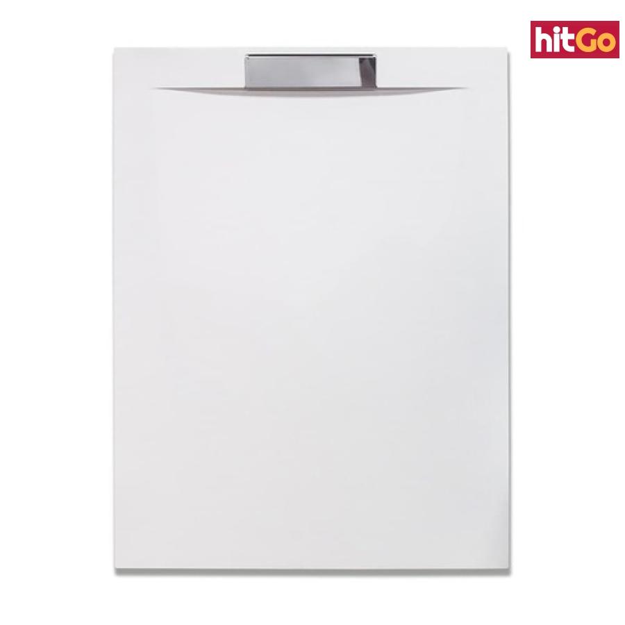 Sprchová vanička obdélníková Roth Roth Prestol 80x140 cm litý mramor 8000302 bílá bílá
