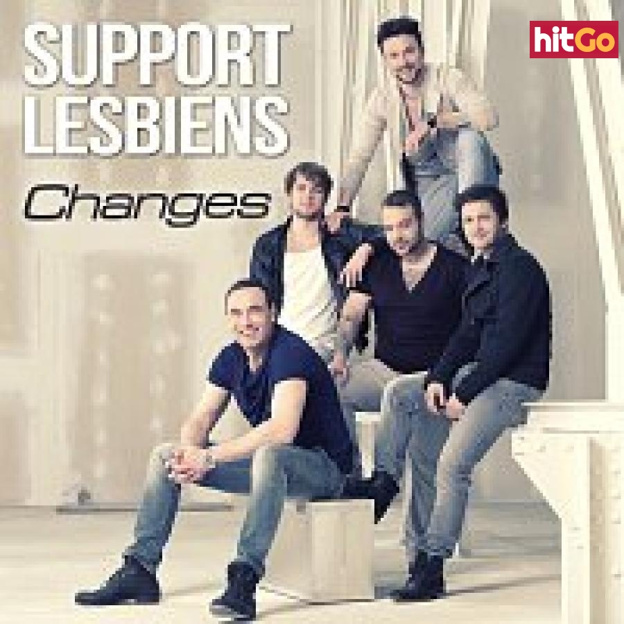 Support Lesbiens – Changes