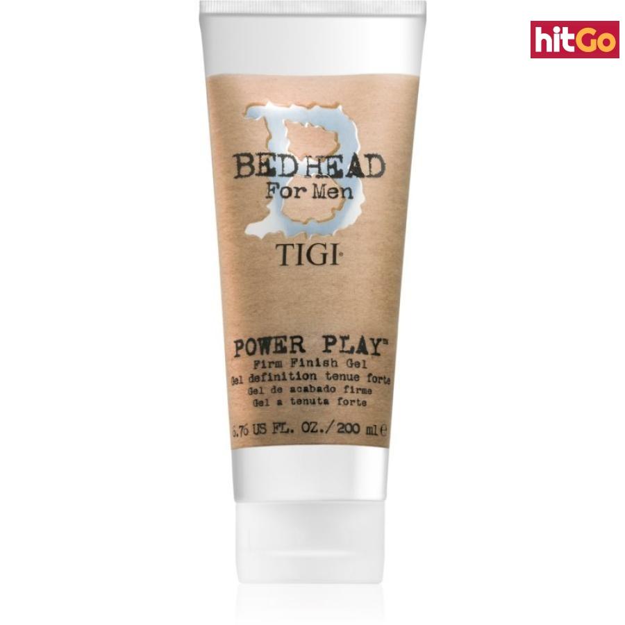 TIGI Bed Head B for Men Power Play stylingový gel silné zpevnění 200 ml pánské 200 ml