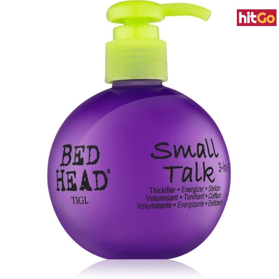 TIGI Bed Head Small Talk gelový krém pro objem 240 ml dámské 240 ml