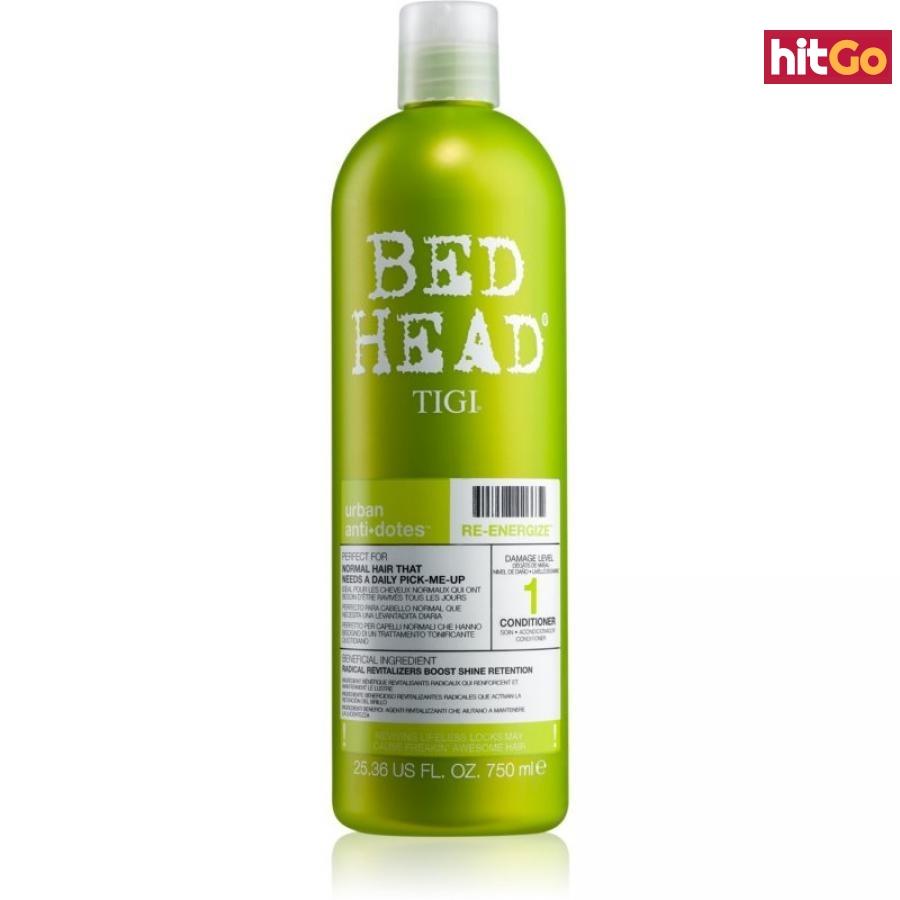 TIGI Bed Head Urban Antidotes Re-energize kondicionér pro normální vlasy 750 ml dámské 750 ml