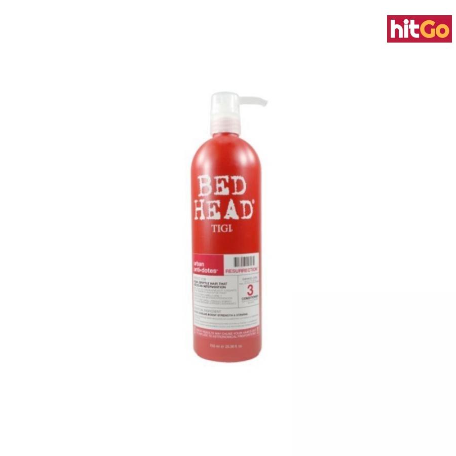 TIGI Bed Head Urban Antidotes Resurrection kondicionér pro slabé, namáhané vlasy 750 ml dámské 750 ml