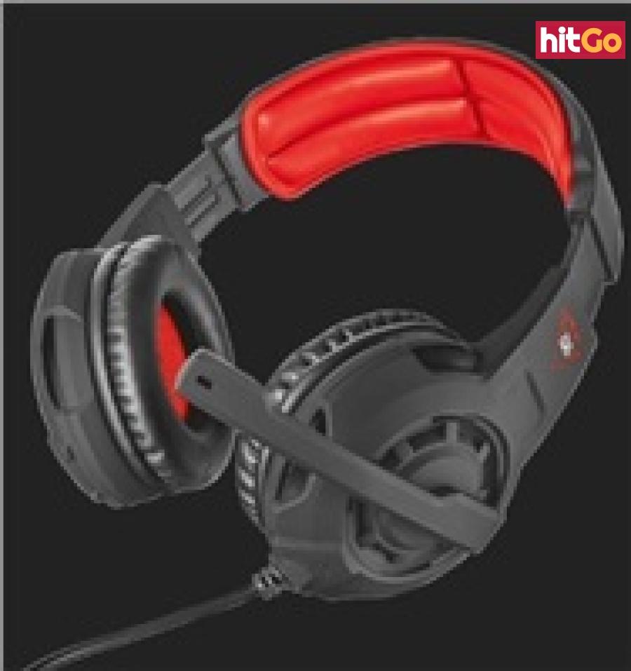 TRUST GXT 310 Radius Gaming Headset black