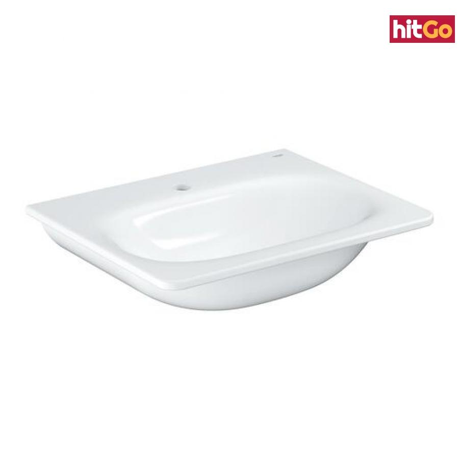 Umyvadlo závěsné Grohe Essence Ceramic 60cm 3956500H bílá alpská bílá
