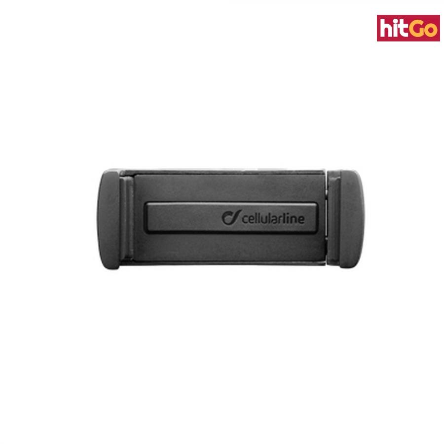 Univerzální držák do ventilace Cellularline Handy Drive černý