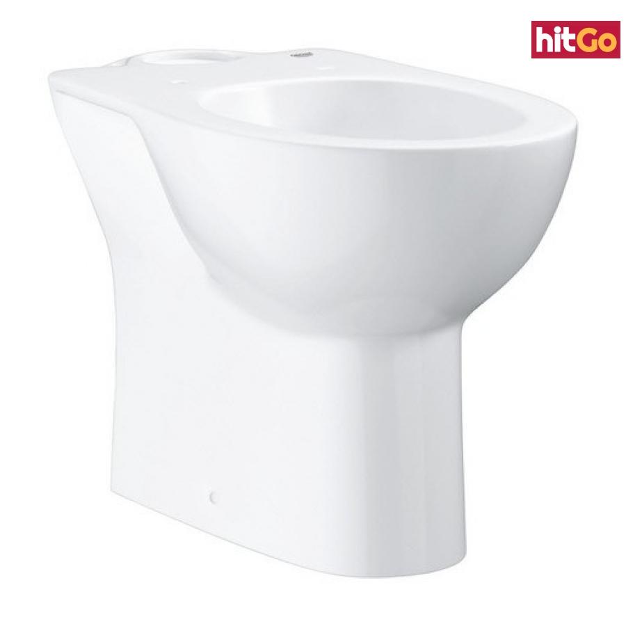 Wc kombi, pouze mísa Grohe Bau Ceramic alpská bílá zadní odpad 39349000 bílá alpská bílá