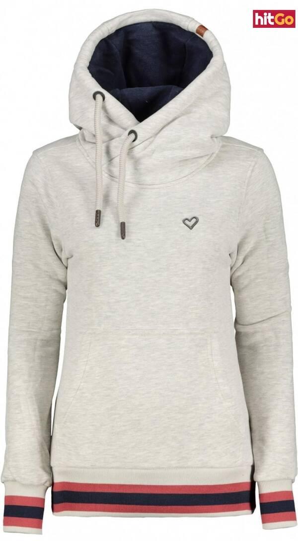 Womens hoodie Alife and Kickin Sarah C dámské No color XL