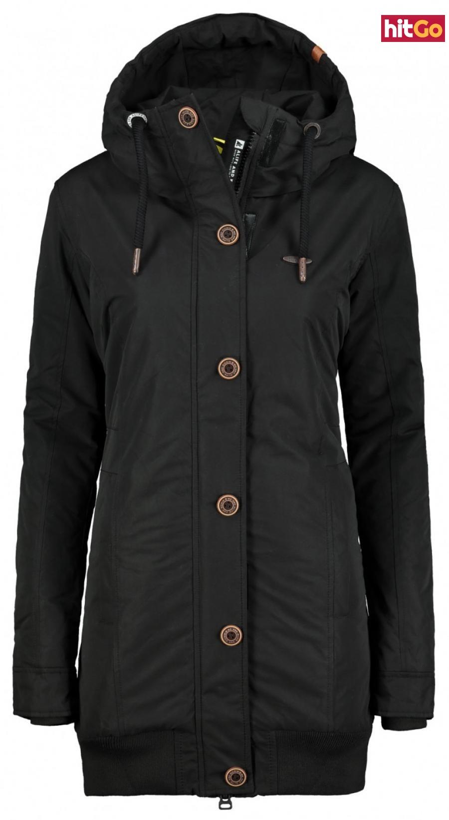 Womens jacket Alife and Kickin Abby dámské Moonless S