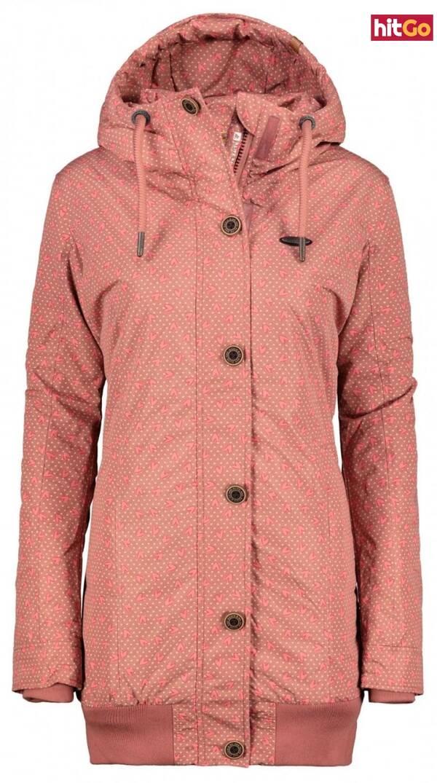 Womens jacket Alife and Kickin Abby dámské No color XXL