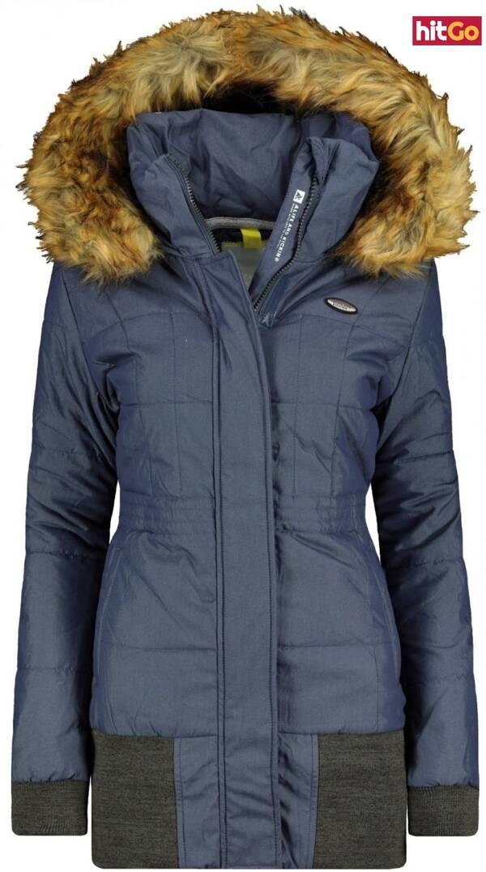 Womens jacket Alife and Kickin ALVA dámské Marine L