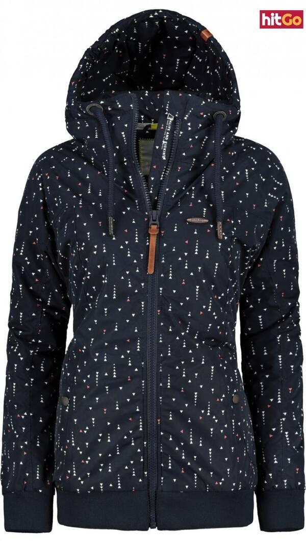 Womens jacket Alife and Kickin Black Mamba dámské Marine XL