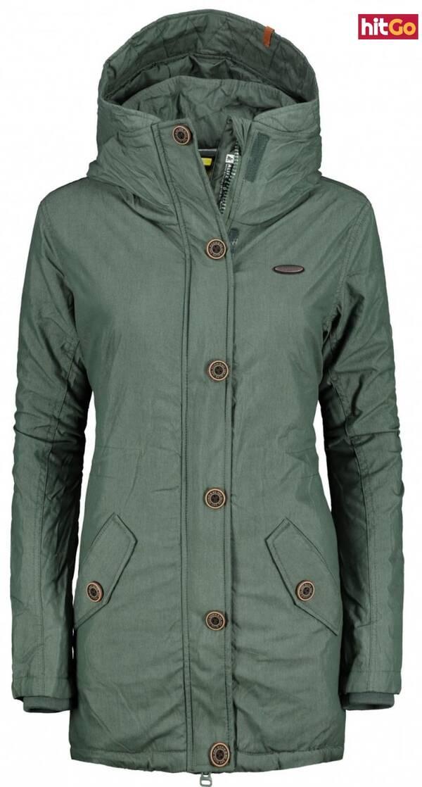 Womens jacket Alife and Kickin Flora dámské No color XL