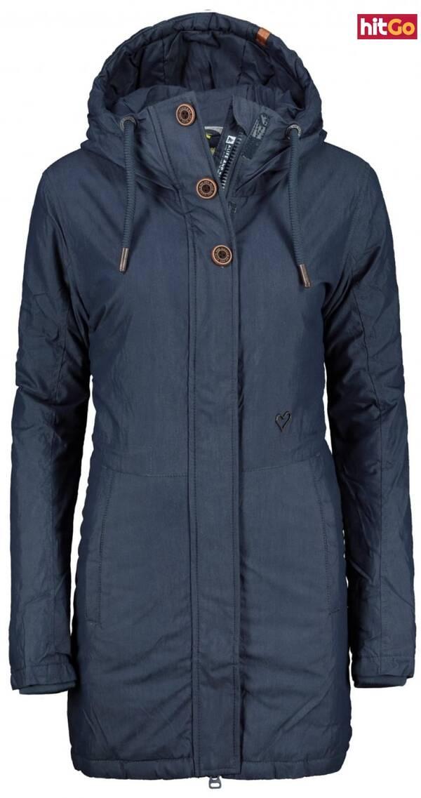 Womens jacket Alife and Kickin Hanna dámské Marine S