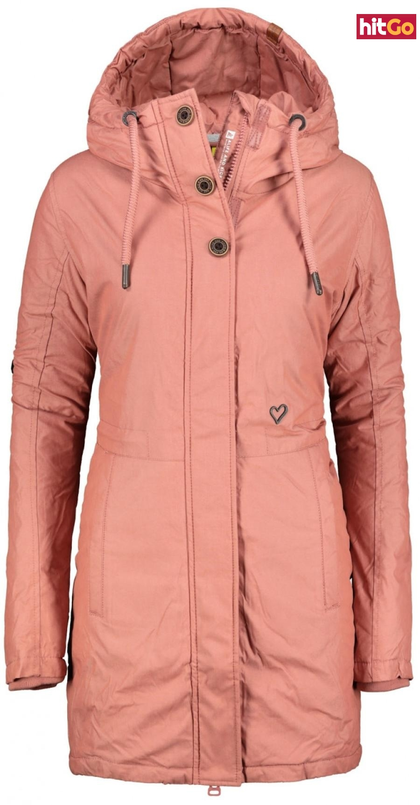 Womens jacket Alife and Kickin Hanna dámské No color M