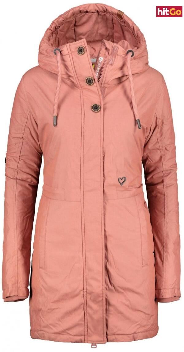 Womens jacket Alife and Kickin Hanna dámské No color S