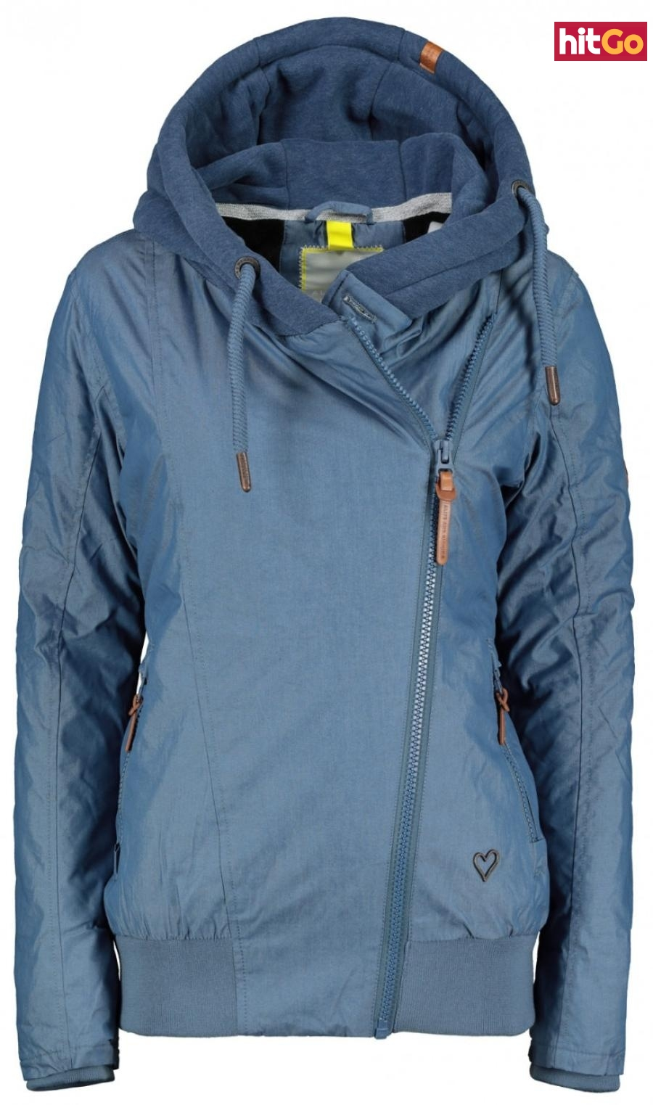 Womens jacket Alife and Kickin Kiddo dámské Indigo XL