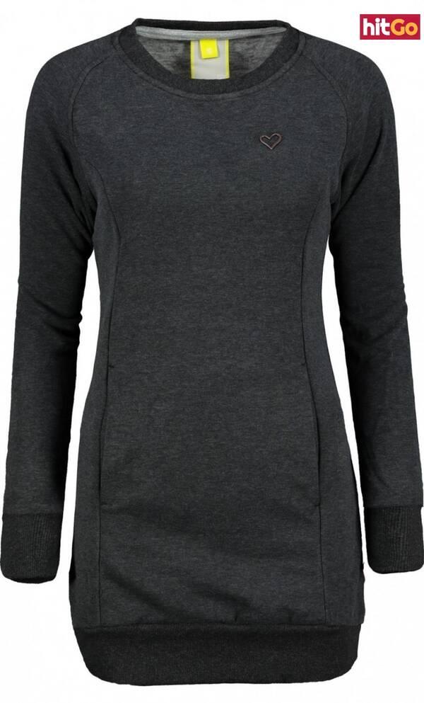 Womens sweatshirt Alife and Kickin Delia dámské Moonless M