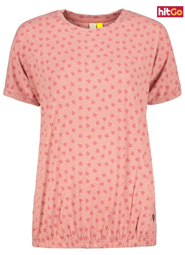 Womens t-shirt Alife and Kickin Sun dámské No color S