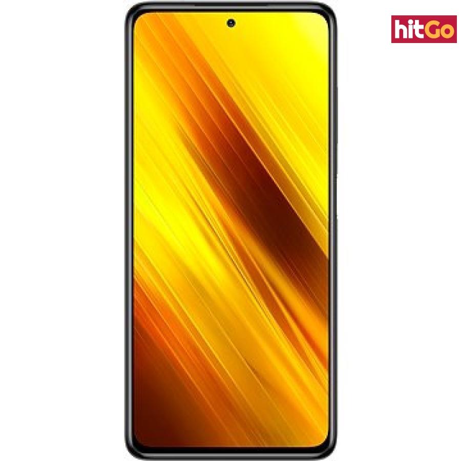 Xiaomi POCO X3 128GB šedá